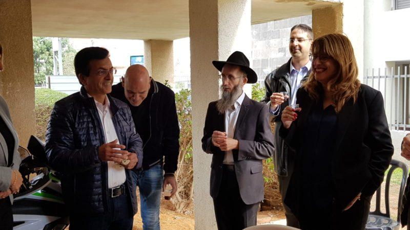ראשת עיריית יהוד 1